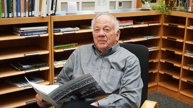 Bill O'Brien in Design Library