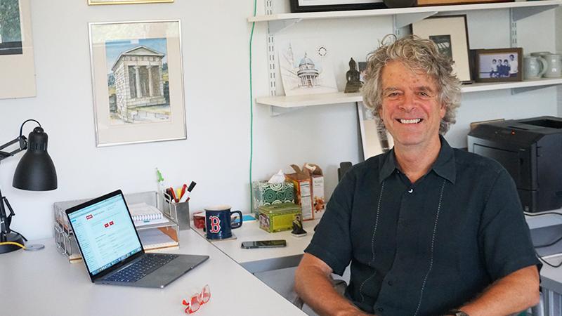 Professor Tom Barrie