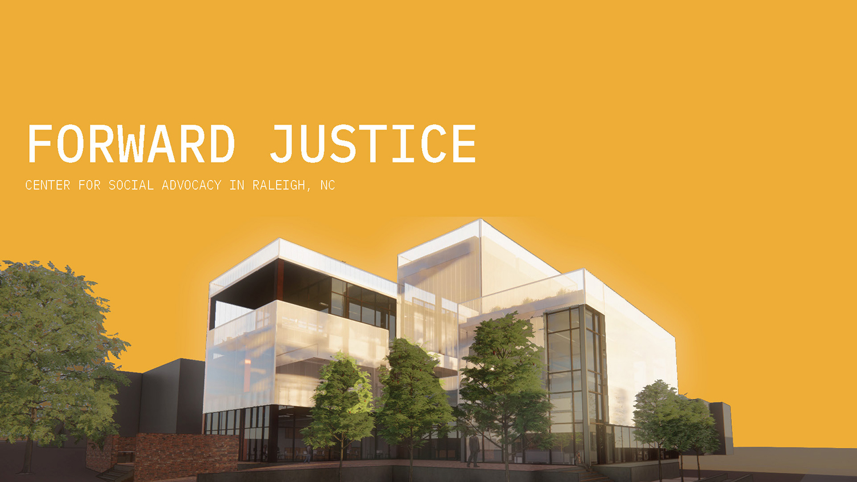 Cover Sheet for Jillian Ford Forward Justice Center