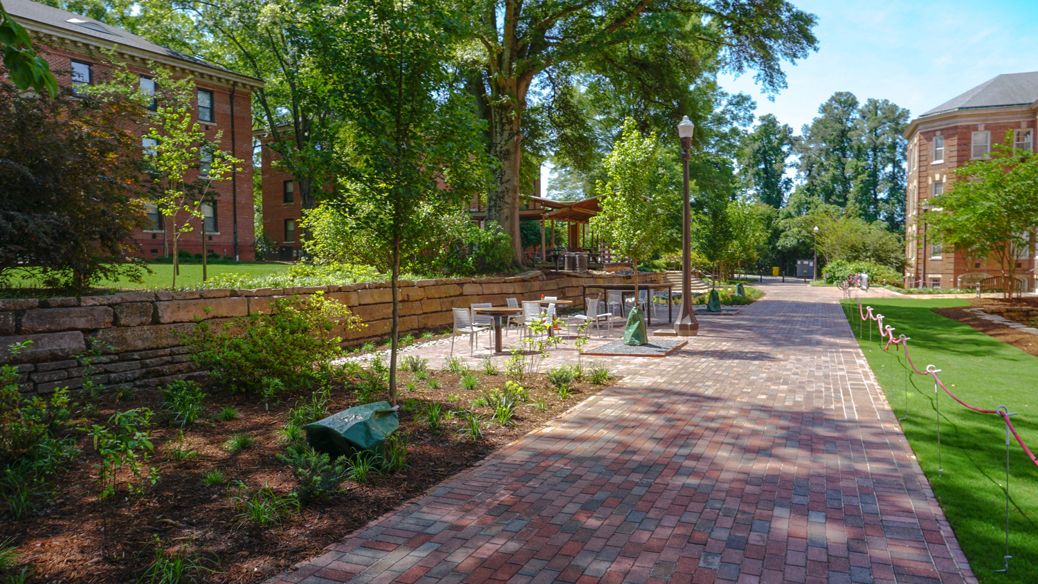 Design and Build on NCState Campus