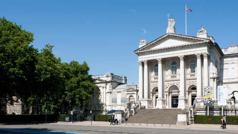Tate Britain: Home of British art from 1500 to the present day