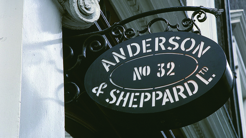 The House of Anderson & Sheppard