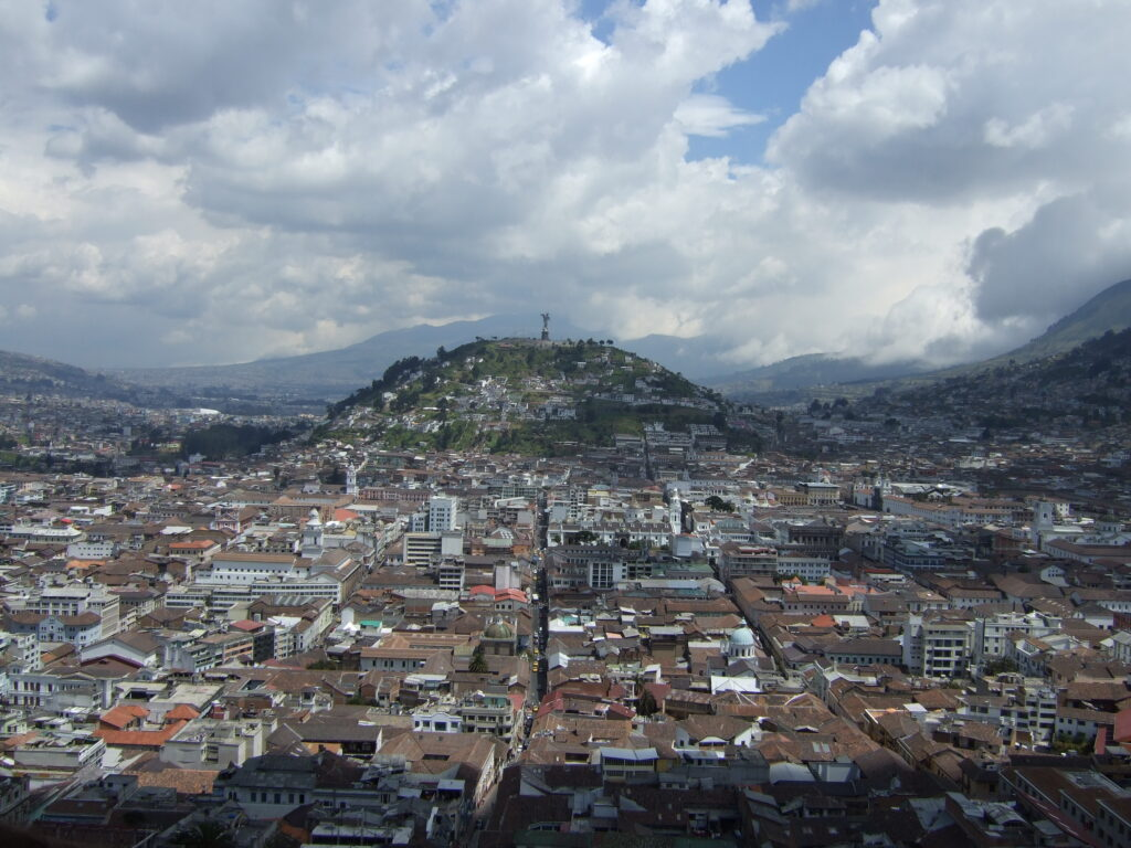 wide view_quito