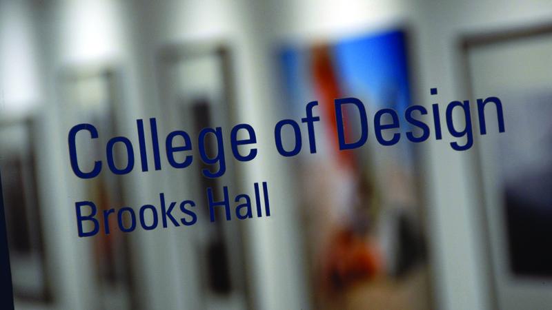 Design Students Recognized at 2017 Graduate Research Symposium