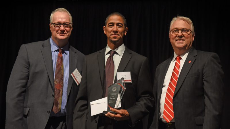Alumnus, Mike Cuales Receives NC State University Awards for Excellence