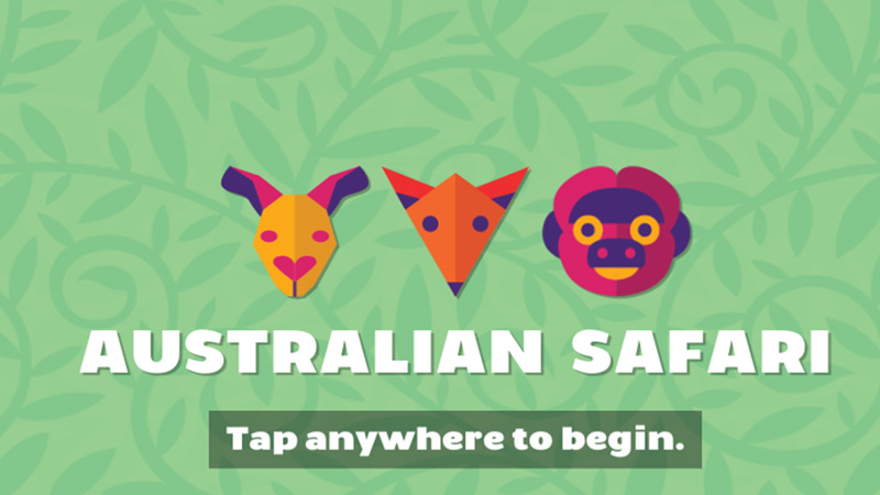 A Collaborative Journey: Developing The Australian Safari App