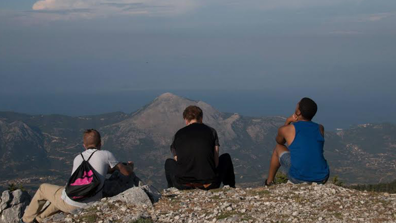 Study Abroad in Greece: Integrating Culture and Diversity with Design