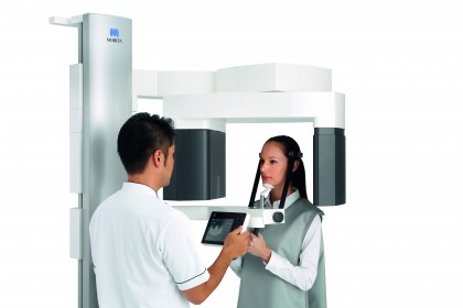 X800 with Patient