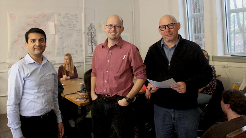 Interdisciplinary Collaboration Creates New Roles for Designers