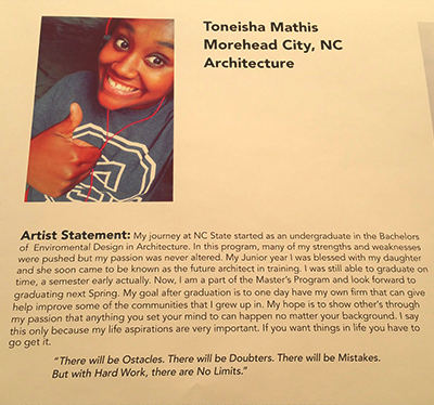 Toneisha Mathis screen capture