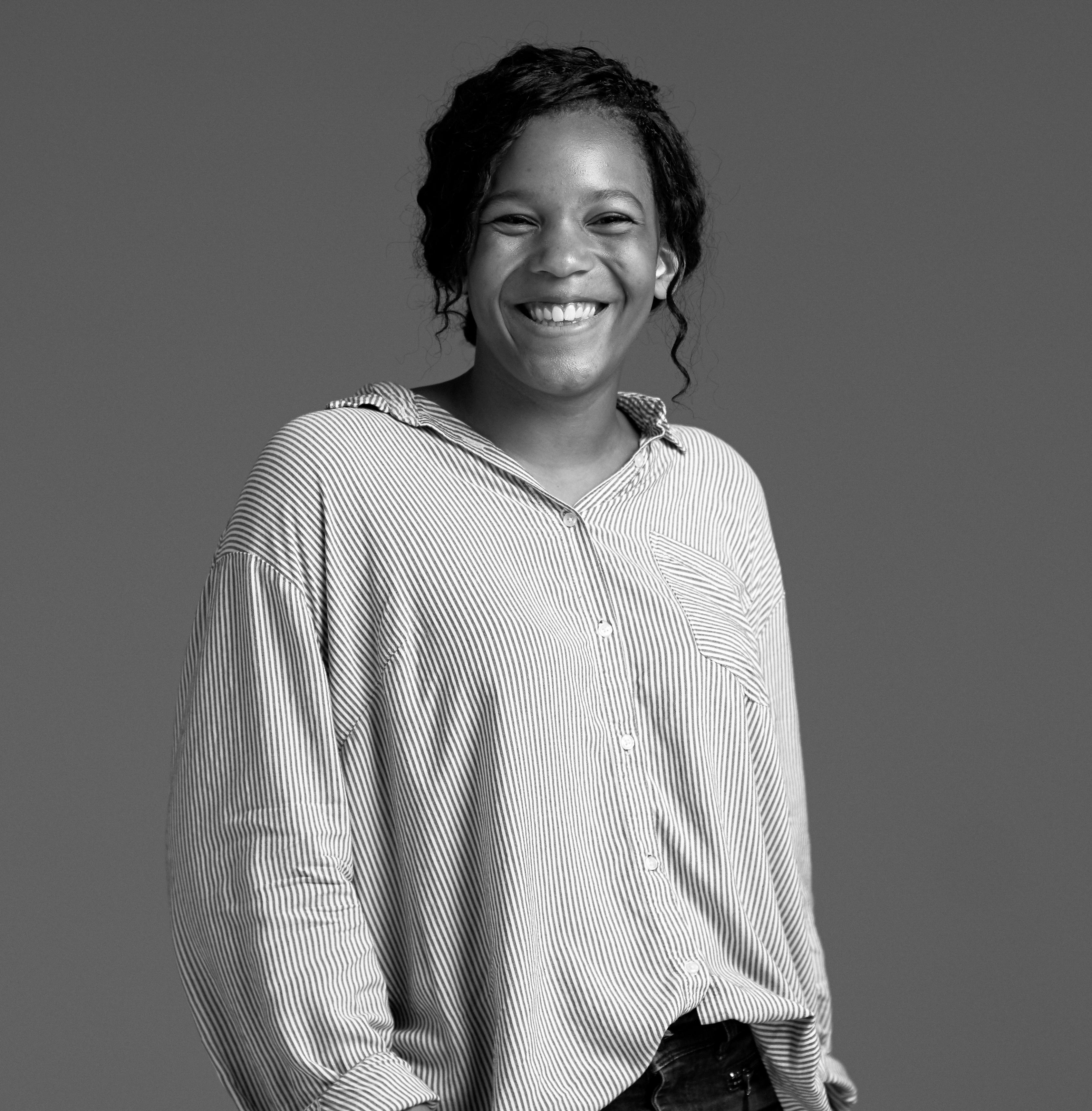 Kayla Watson Graphic Design Student photo