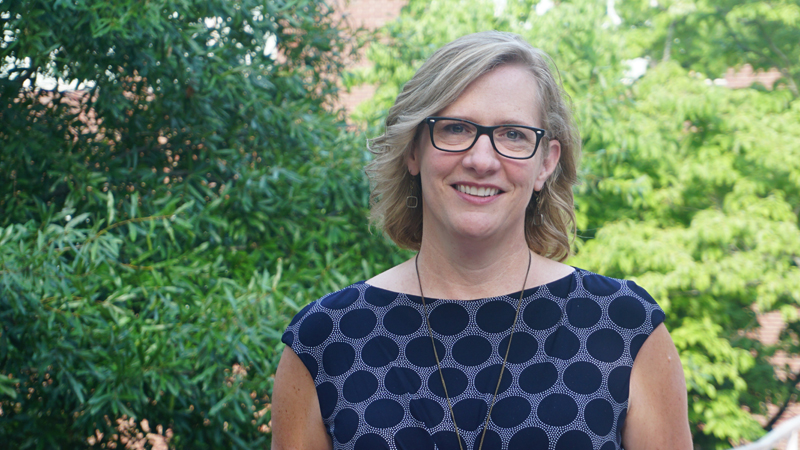 Meg Calkins named Department Head of Landscape Architecture