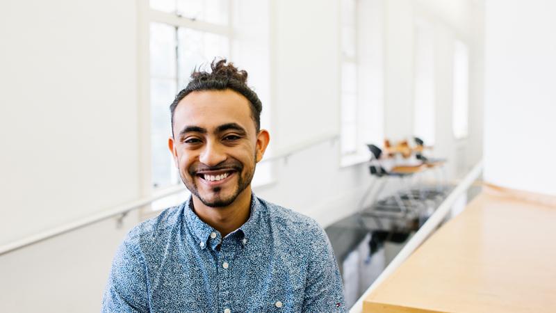 Eduardo Catalano Scholarship Helps Latin American Student