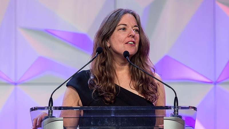 Kathleen Kincaid Honored with Distinguished Alumni Award