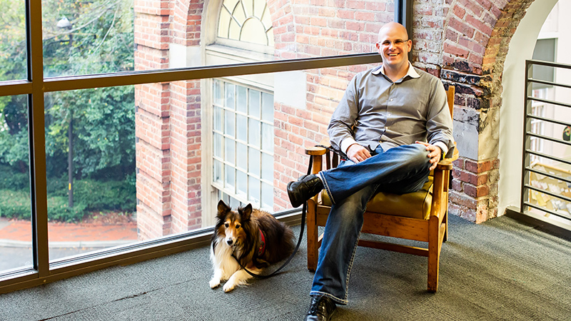 From Air Force to Architecture: Veteran Sees Opportunities in Design