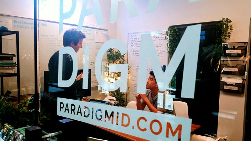 Paradigmid office