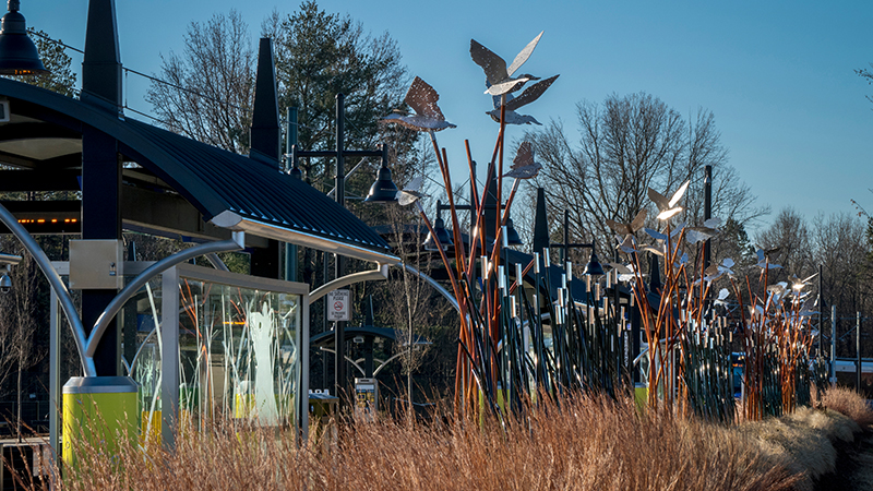 The Nature of Public Art: Talent, Teamwork, and Time