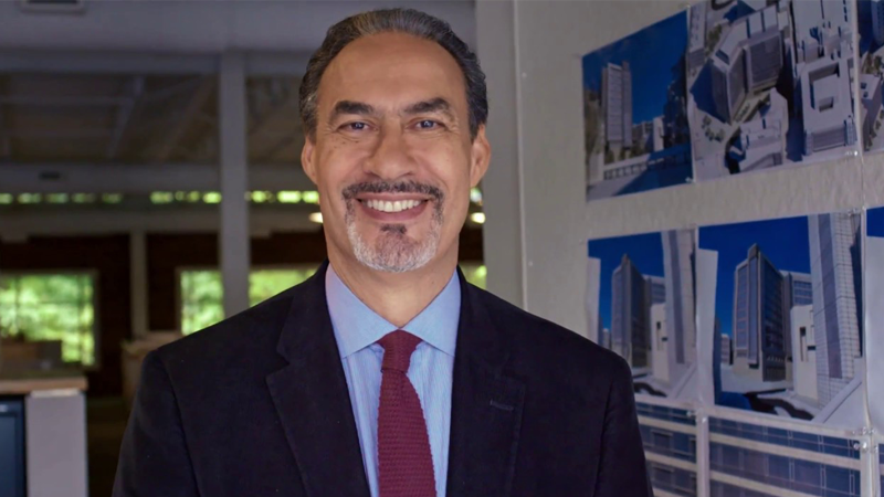 Architect and Design Alumnus Phil Freelon Dies