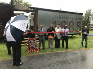Princeville Ribbon-Cutting