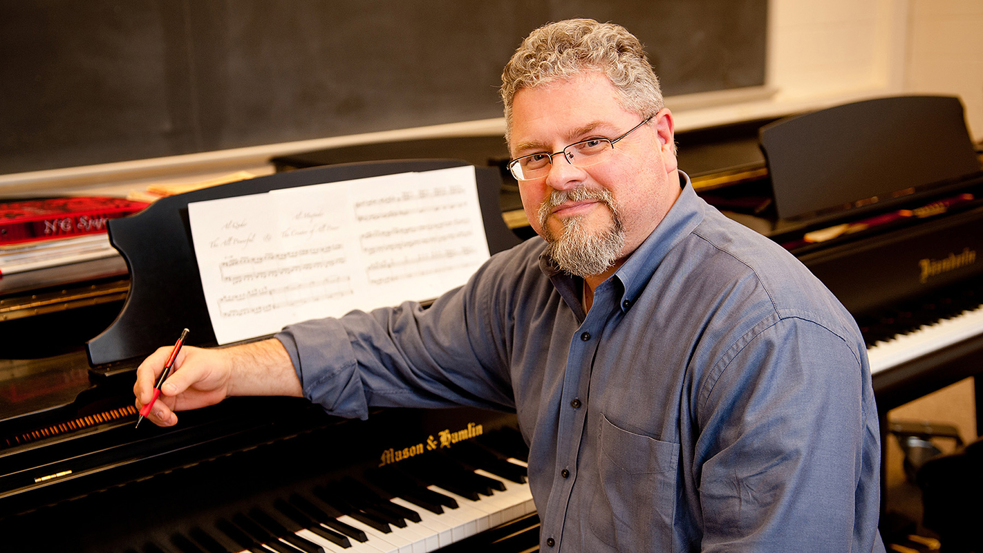 Prof Turns Creepy Ballet Score Into Teaching Opportunity