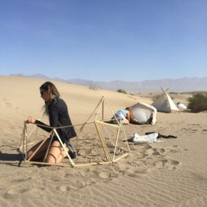 Death Valley Design Build Project by George Elvin
