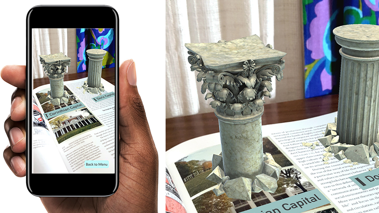 Augmented Reality Brings New Life to Graphic Design Theory Textbook