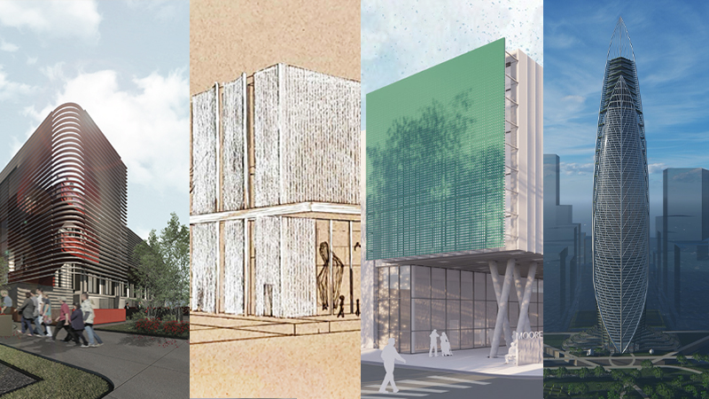 Architecture Students Compete for 2020 AIA Triangle Scholarships