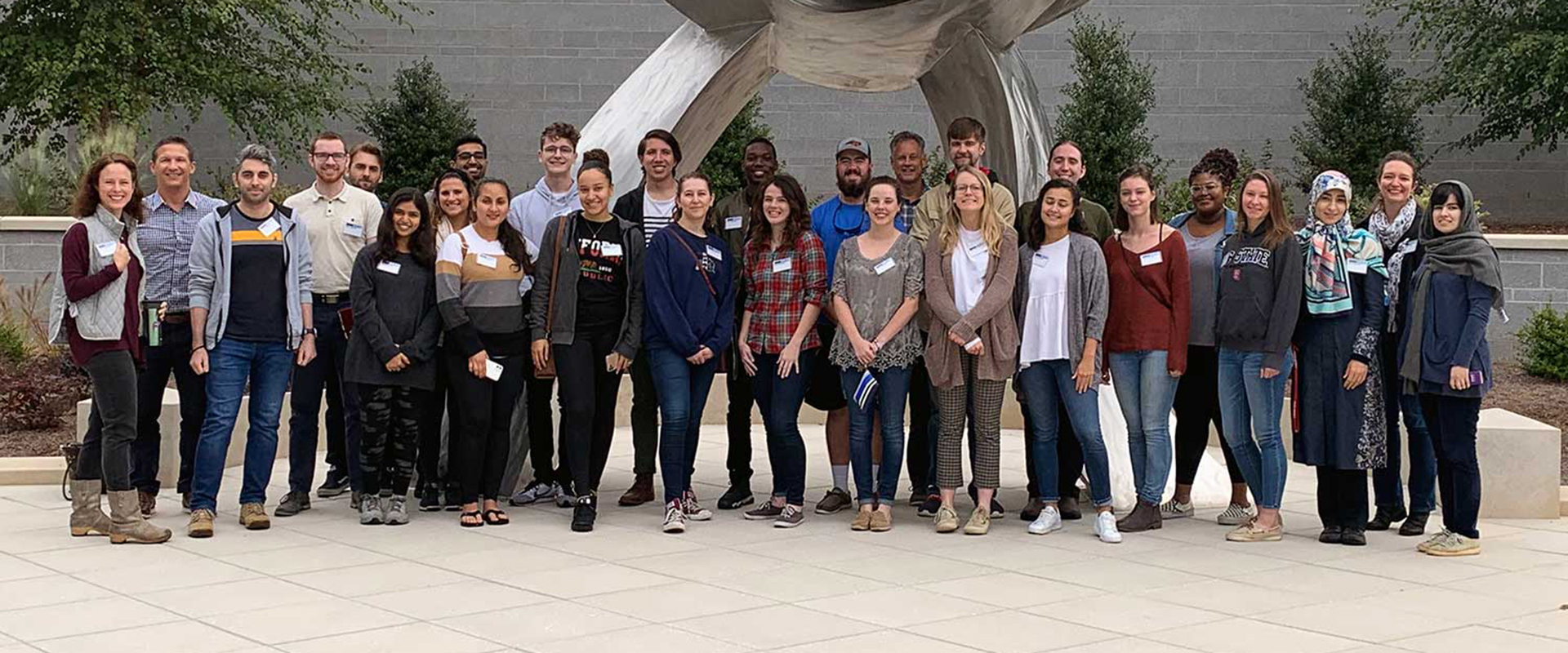 The LEED Lab course, led by Traci Rose Rider, recently won an NC State Sustainability Award for 2020 in the Innovation and Impact Category.