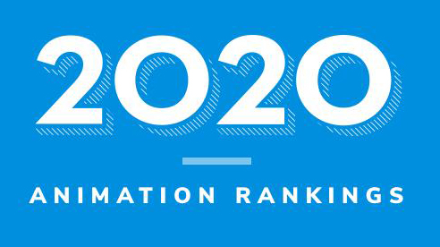 Animation Program Ranked in the Top 20 Nationally by Animation Career Review