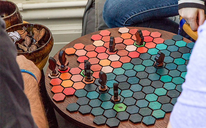 Evertide game