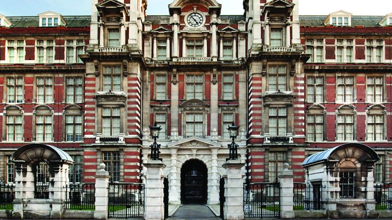Blythe house london