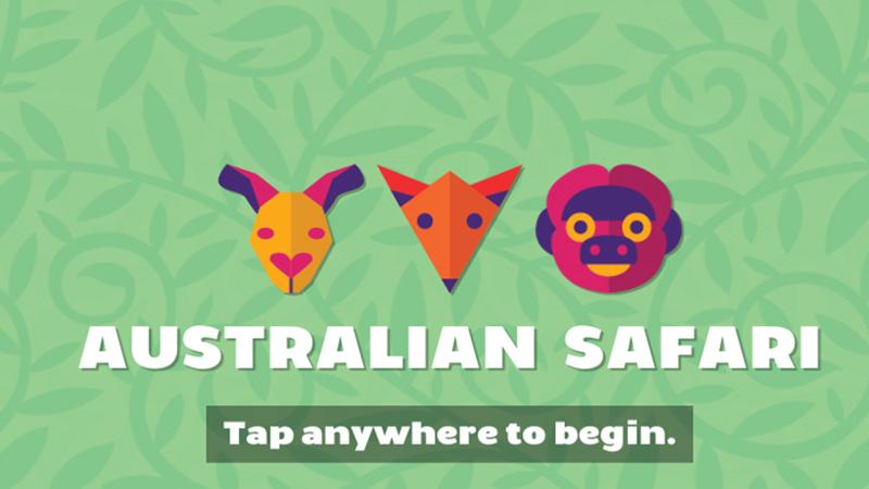 Australian Safari App_800x450