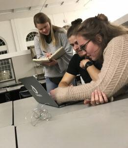 Student collaboration