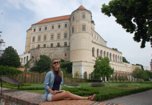 Student in Czech Republic photo