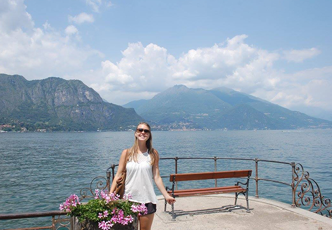Summer Abroad at LakeComo