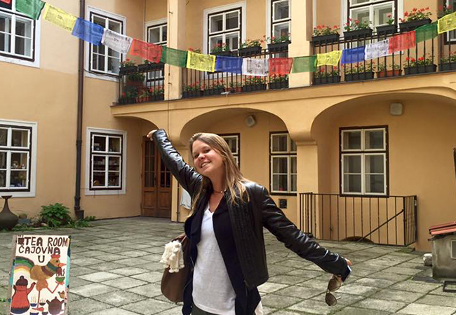 SummerAbroad at the Prague Institute