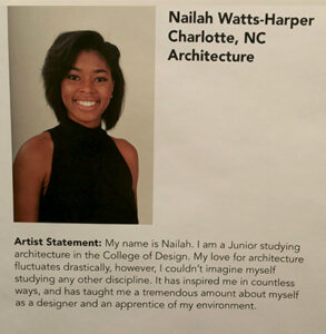 Nailah Watts-Harper screen capture