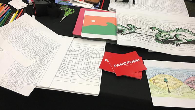 Panoform materials