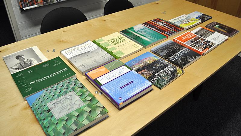 Architecture books to Finland