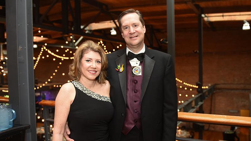 Charles and Marjorie Flink