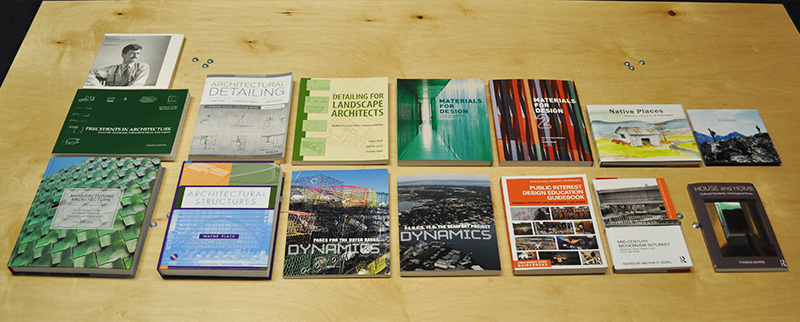 Gift of Architecture books to Finland