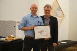 Andy Fox Award Winner