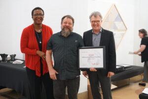 Jim Dean Award Winner