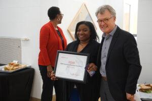 Nikki Evans Award Winner