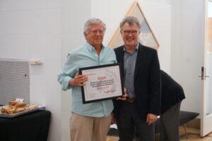 Robin Moore Award Winner