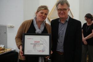 Sara Queen Award Winner