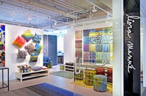 Liora Manne's Studio