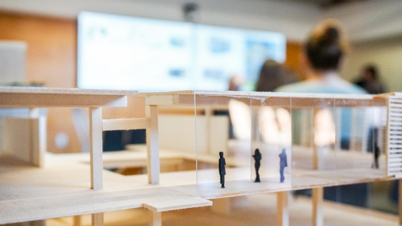 Architecture-Model-Classroom