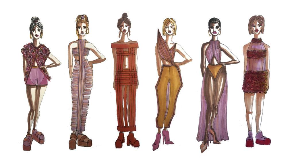 Julia Koff - Art2Wear 2020