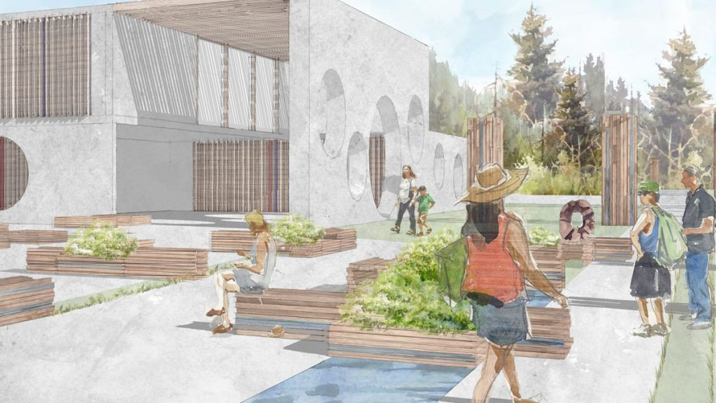 public interest design rendering